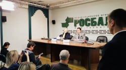 Адвокат Бюро выступила на пресс-конференции по уголовному делу, возбужденному в отношении доцента СПбГУ Олега Соколова.